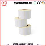 Escritura de la etiqueta auta-adhesivo de la etiqueta engomada fuerte del papel termal