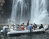 Liya 22pés tubo inferior de barcos Inflatables propostas para venda