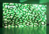 P3 P4 P5 P6 P7.62 LED de cores no interior da parede de vídeo