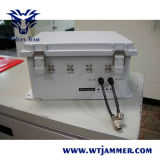 Mittlerer WiFi Handy G/M CDMA 3G WiFi DCS-Signal-Hemmer (mit IR Fernsteuerungs)