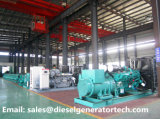 Generador del generador de potencia de Cummins 1100kw/del diesel del poder más elevado