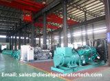 Generador espera de Cummins 1100kw/conjunto de generador diesel eléctrico del generador Ce/ISO