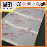 Precio inoxidable de la placa de acero de ASTM A240 304L por el kilogramo