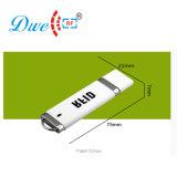El USB 125kHz RFID las tarjetas lector programa de lectura número de tarjeta de los dígitos del 10 DE DICIEMBRE utiliza el sistema de Andriod