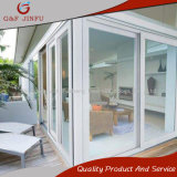 Exterior resistente de gama alta del aluminio/puerta deslizante interior