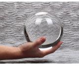写真撮影およびギフトのためのカスタマイズされた明確な3Dレーザーによって刻まれるK9クリスタル・ボール