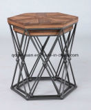木製の茶表の世帯のホテルはする古い復元の古代方法鉄表の多機能の茶表(M-X3226)を