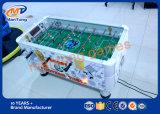 Coin exploité Jeu de table de soccer intérieur de la machine pour les enfants adultes