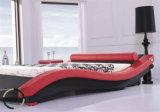 寝室の使用のためのDivanyの現代柔らかいシングル・ベッド