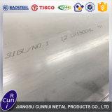 Nr., 1 Oberflächen-SUS316L Edelstahl-Blatt