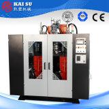 HDPE PP de la máquina del moldeo por insuflación de aire comprimido de la protuberancia de la botella de leche