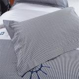 刺繍された卸し売りサテンのカスタムシーツ