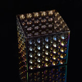 ハイエンド装飾が付いている普及した蝋燭の瓶