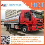 Iveco Hongyan Henlyon de Tankwagen van het Roestvrij staal voor de Brandstof van de Diesel