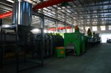 Plastikfilm des Fabrik-Lieferant PET, der Zeile aufbereitend sich wäscht