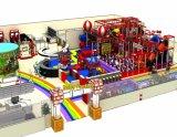 Strumentazione dell'interno di tema del campo da giuoco dello spazio dei bambini di divertimento di Niuniu