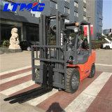 3.5トンの二重燃料のフォークリフトのLPG&Gasolineのフォークリフト
