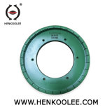 Этап заседаний высокого уровня среднего влажного алмазного шлифовального круга для керамической промышленности