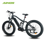 Bici gorda eléctrica ultra MEDIADOS DE del mecanismo impulsor 1000W de AMS-Tde-14b Bafang