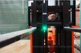 9-80V de la Línea Roja zona roja de la carretilla elevadora de la luz LED de luz de seguridad