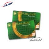 125kHz/13.56MHzの印刷のスマートカードおよびアクセス制御ホテルのカード