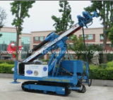 El taladro de la marca de fábrica de Xitan con la correa eslabonada de la tierra se adapta para la mala construcción del ambiente