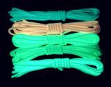 Corde rougeoyante de polypropylène de la qualité 4mm pour le cerclage d'emballage d'aventure de tentes