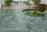 Дешевые зеленый песчаник плитка Китай песчаника песчаник слоя