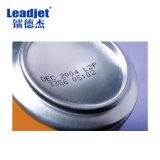 Leadjet actionnés facilement Cij inkjet industriel Date d'imprimante de code pour les emballages alimentaires