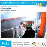 Estação automática de máquina de molde única 5L do sopro