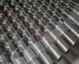 Canhão de parafuso de PE/PP/máquina de reciclagem de plástico ABS