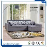Le sofa blanc couvre des Slipcovers pour les bâtis de sofa en forme de L et en cuir de taille de la Reine à vendre