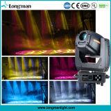 Для использования внутри помещений, 300 Вт светодиод белого движения направленного освещения сцены головки блока цилиндров