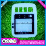 De tastbare Capacitieve Schakelaar van het Toetsenbord van het Membraan met LCD Venster