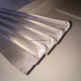 Nastro rivestito di silicone termoresistente a temperatura elevata del Tadpole della vetroresina