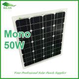 50W 18V painéis solares para desligar o sistema de grade