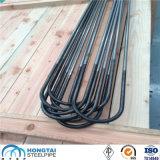 Scambiatore di calore senza giunte della caldaia del tubo d'acciaio di JIS G3462 Stba20