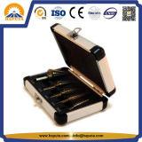 Mini caso del almacenaje del conjunto de herramienta del marco de aluminio (HT-3042)