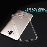 Claro caso de TPU suave cubierta teléfono Samsung Galaxy S7 Egde Caso