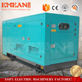 80 kW Prcie door Perkins Engine Stille Diesel van het Type Generator wordt aangedreven die