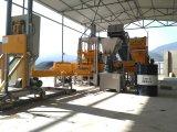 Máquina de fatura de tijolo do cimento com certificado do CE