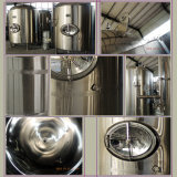 Matériel conique de brassage de bière de mémoire de boisson de fermenteur de fermentation
