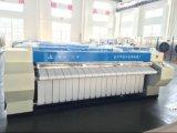 洗濯のアイロンをかける機械、ホテルのアイロンをかける機械、敷布のアイロンをかける機械