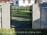 Heiße Verkaufs-Metallbearbeitetes Eisen-Stahlaußentüren durch handgemachtes