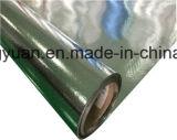 Rolo de isolamento no sótão reflexiva folha de alumínio/PEAD tecidos para isolamento térmico