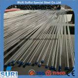 ASTM A269 TP321 7,50*0,65 mm de tubo de acero inoxidable de precisión para la resistencia calefactora