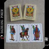 Карточка Naipes Испании изготовленный на заказ играя