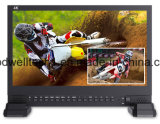 "4K 3840X2160 quad Broadcast Praça do visor LCD Full HD HDMI 15,6""LCD pequenos"