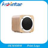Hölzerner Bluetooth Lautsprecher Subwoofer Schreibtisch-Lautsprecher-beweglicher drahtloser Minilautsprecher