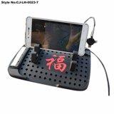 다기능 자석 차 마운트, iPad를 위한 자석 USB 케이블 홀더